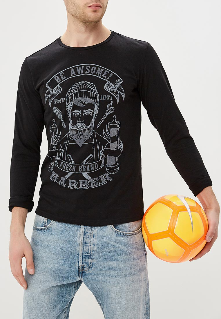 Футболка с длинным рукавом Fresh Brand WGTF1832