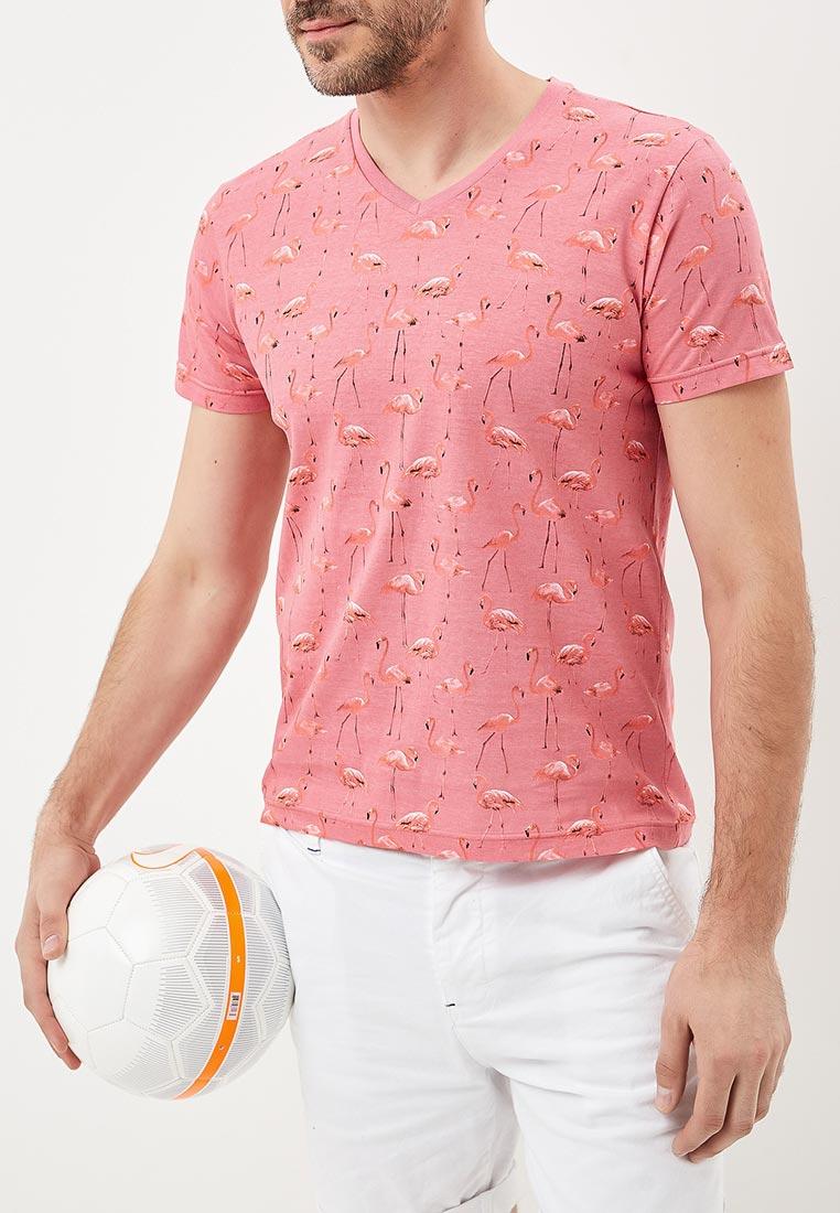 Футболка с коротким рукавом Fresh Brand SFTF786