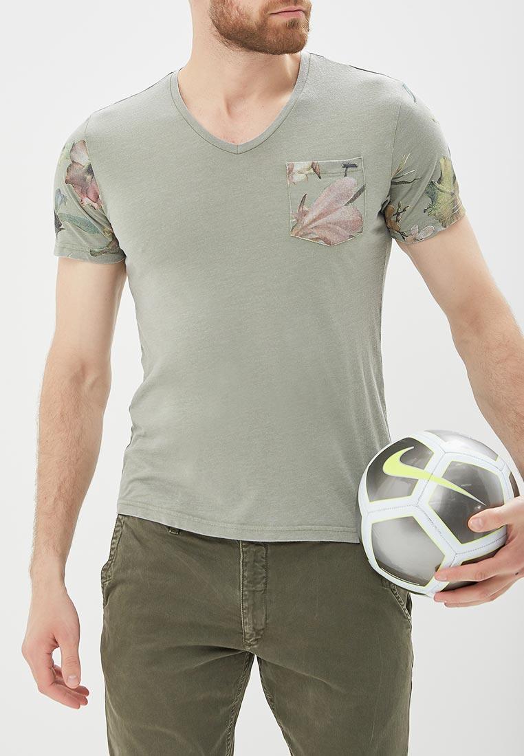 Футболка с коротким рукавом Fresh Brand SGTF296