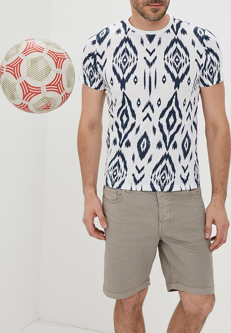 Футболка с коротким рукавом Fresh Brand SGTF712
