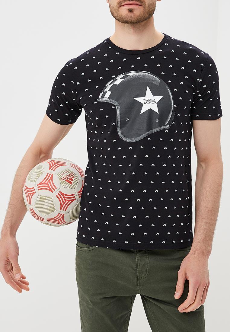 Футболка с коротким рукавом Fresh Brand WFTF041