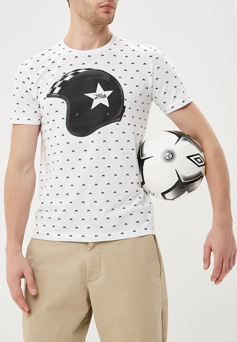 Футболка с коротким рукавом Fresh Brand WFTF042