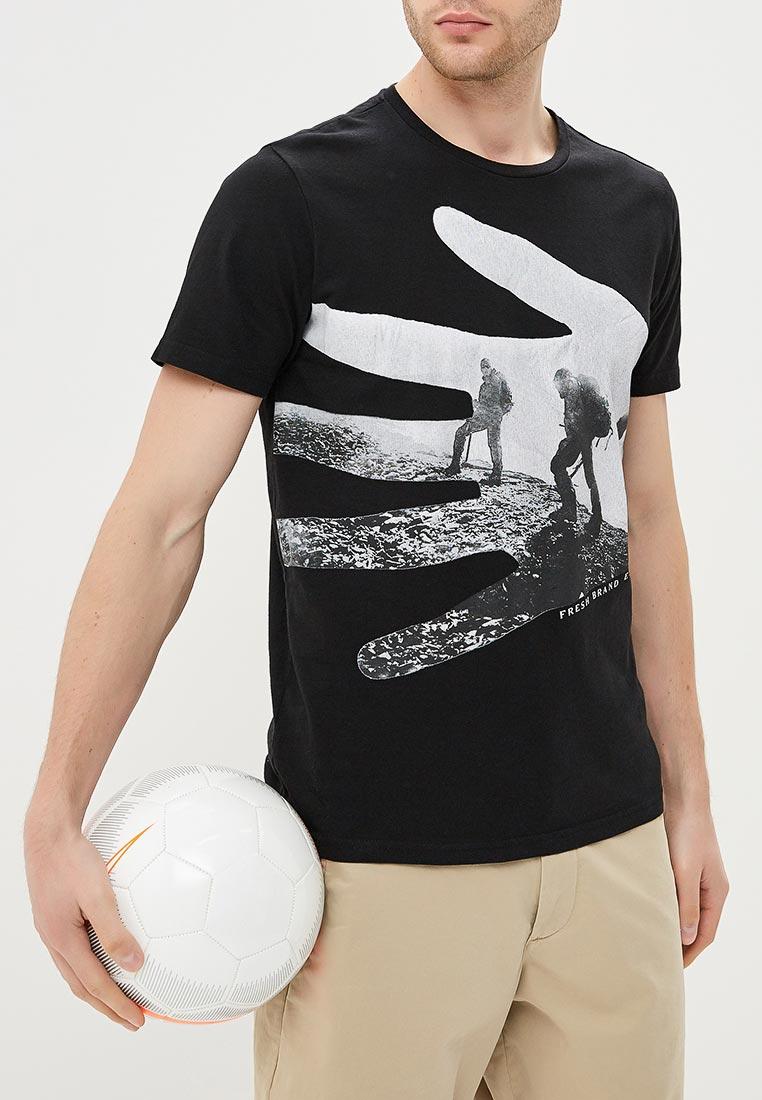 Футболка с коротким рукавом Fresh Brand WGTF771