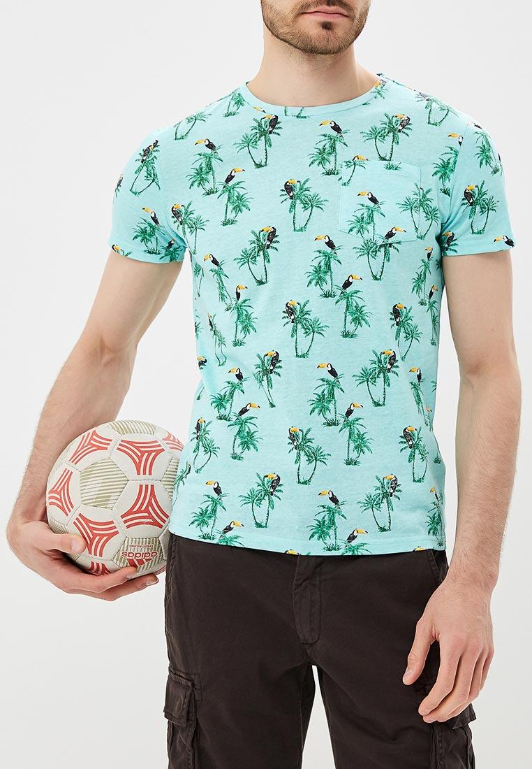 Футболка с коротким рукавом Fresh Brand SHTF064