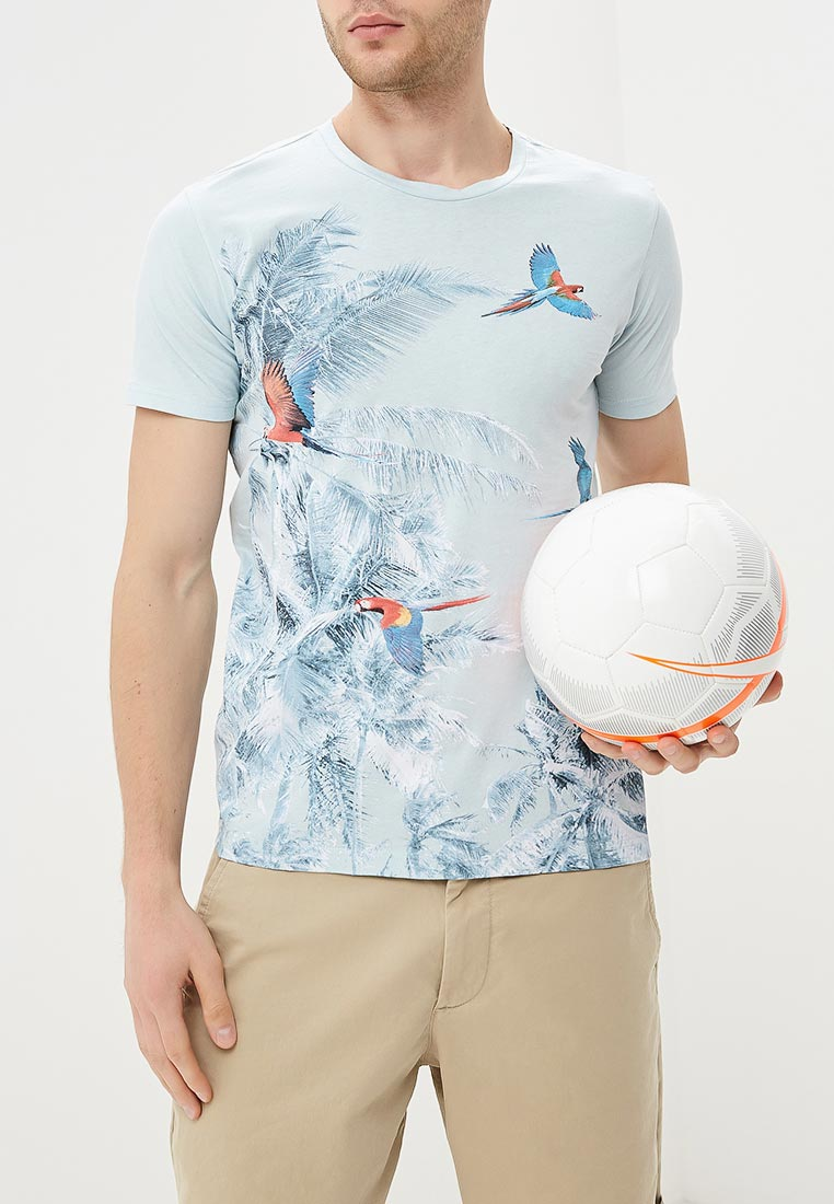 Футболка с коротким рукавом Fresh Brand SHTF505