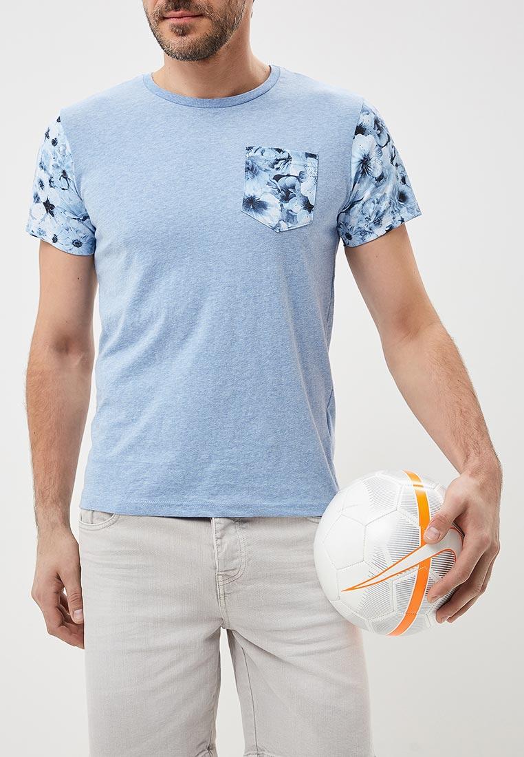 Футболка с коротким рукавом Fresh Brand SHTF522