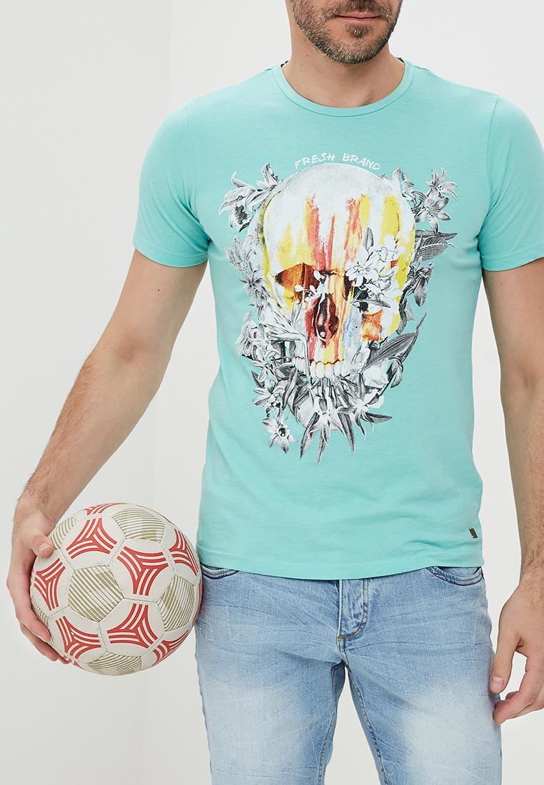 Футболка с коротким рукавом Fresh Brand SHTF523