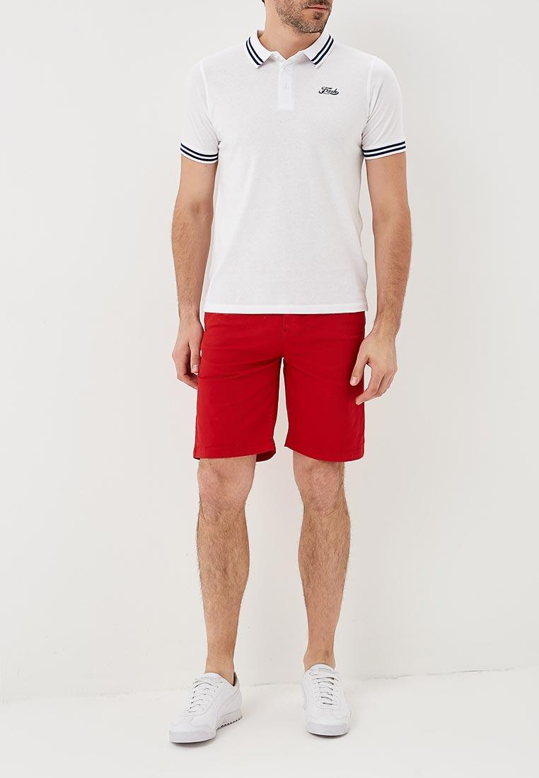 Мужские повседневные шорты Fresh Brand SHZF365: изображение 3