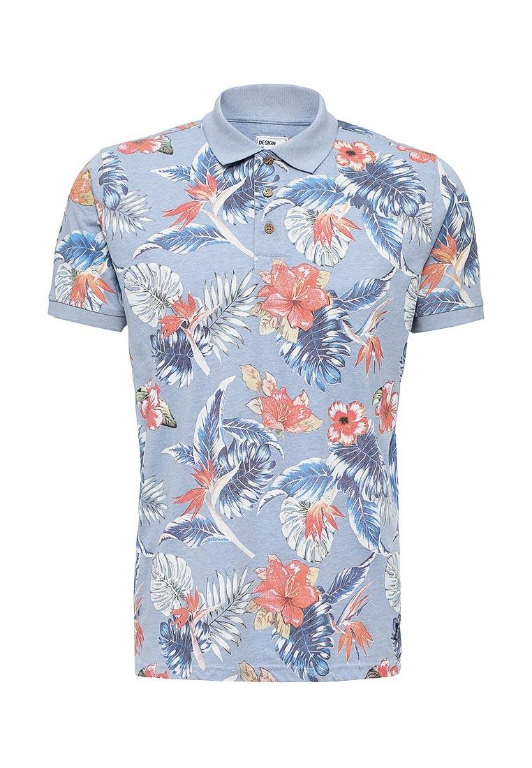 Мужские футболки поло Fresh Brand SFLF161