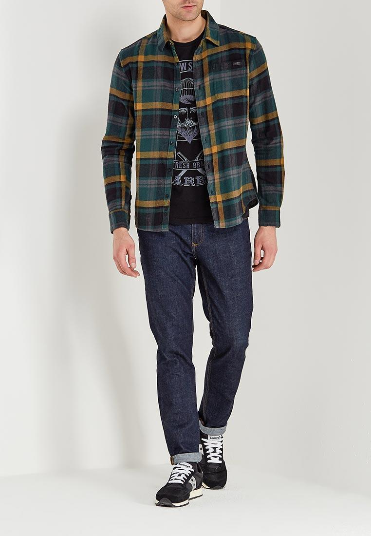Рубашка с длинным рукавом Fresh Brand WGCF100