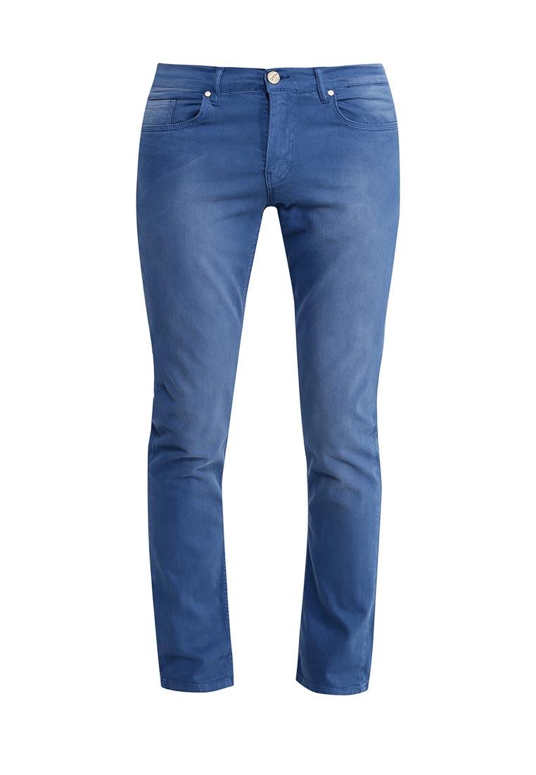 Зауженные джинсы Frank NY 16B040220002
