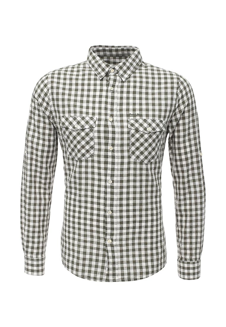 Рубашка с длинным рукавом Frank NY 16C010200027