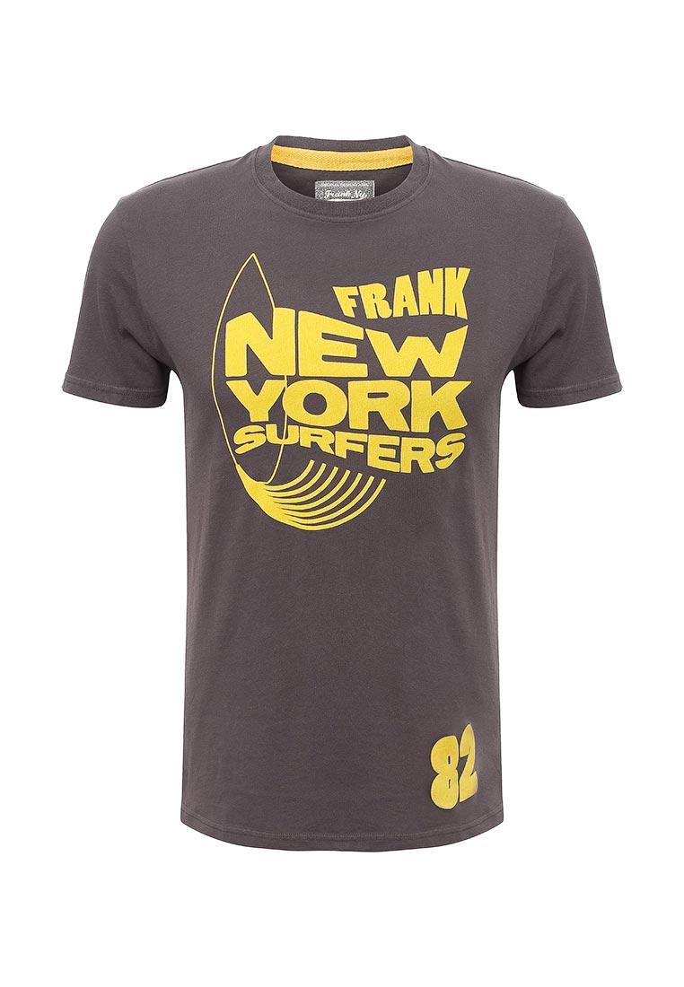 Футболка с коротким рукавом Frank NY 16C020200011