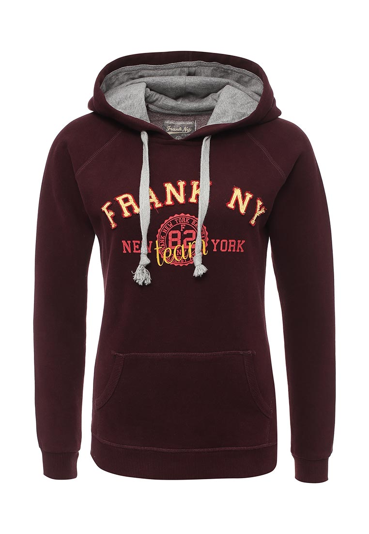 Женские худи Frank NY 16C080210043