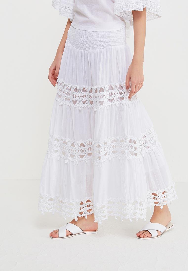 Широкая юбка Fresh Cotton 012F-1С