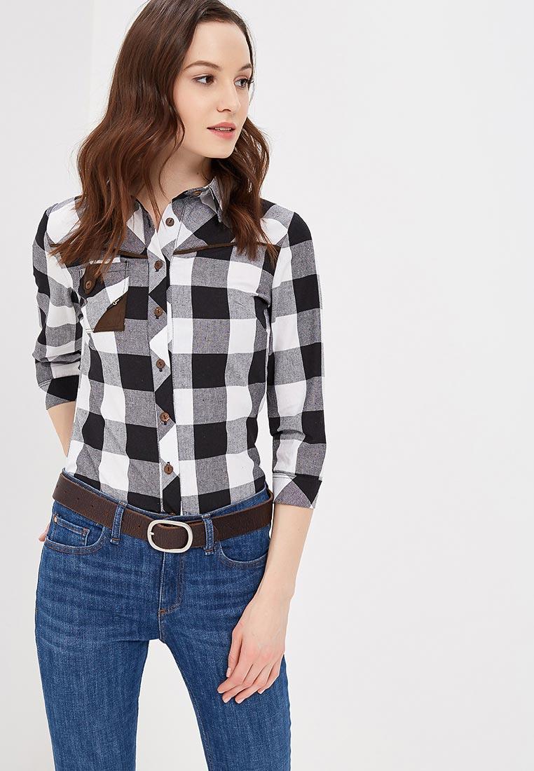 Женские рубашки с длинным рукавом Fresh Cotton 213-3