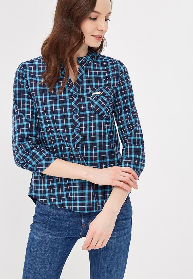 Женские рубашки с длинным рукавом Fresh Cotton 216-3