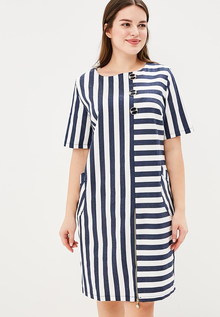 Платье-миди Fresh Cotton 1488