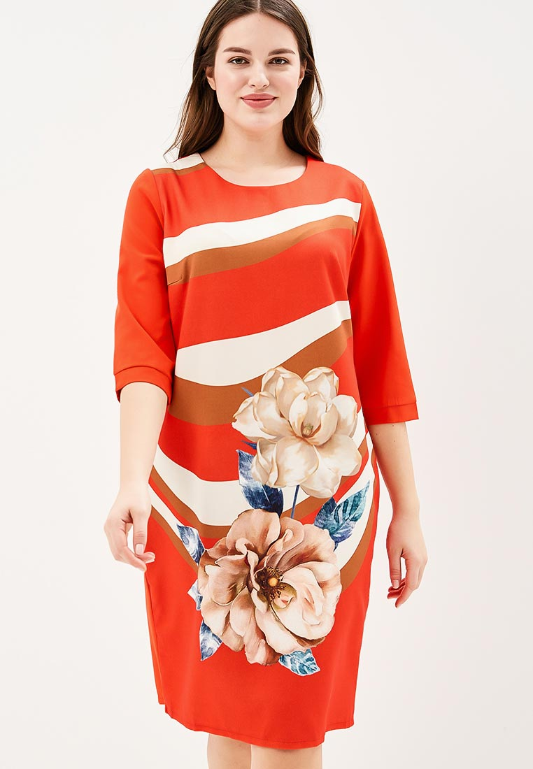 Платье-миди Fresh Cotton 1496