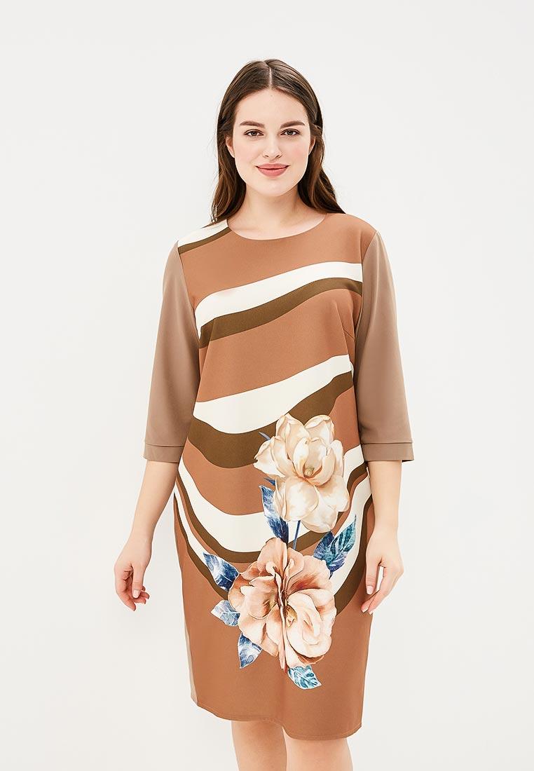 Платье-миди Fresh Cotton 1497