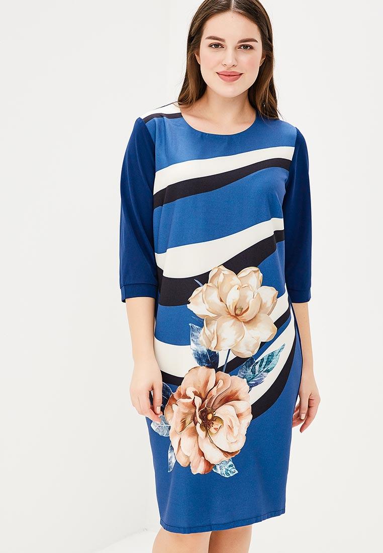 Платье-миди Fresh Cotton 1498