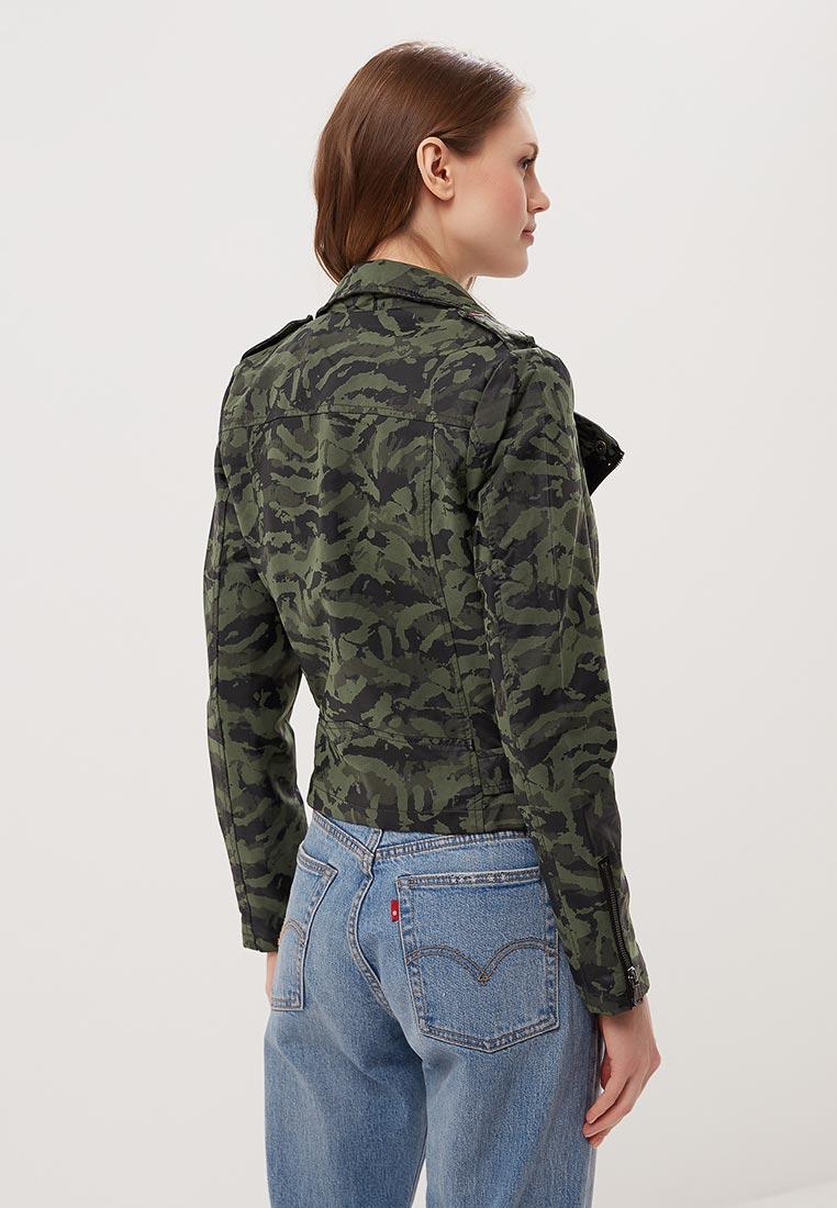 Кожаная куртка Fresh Cotton 1745: изображение 3