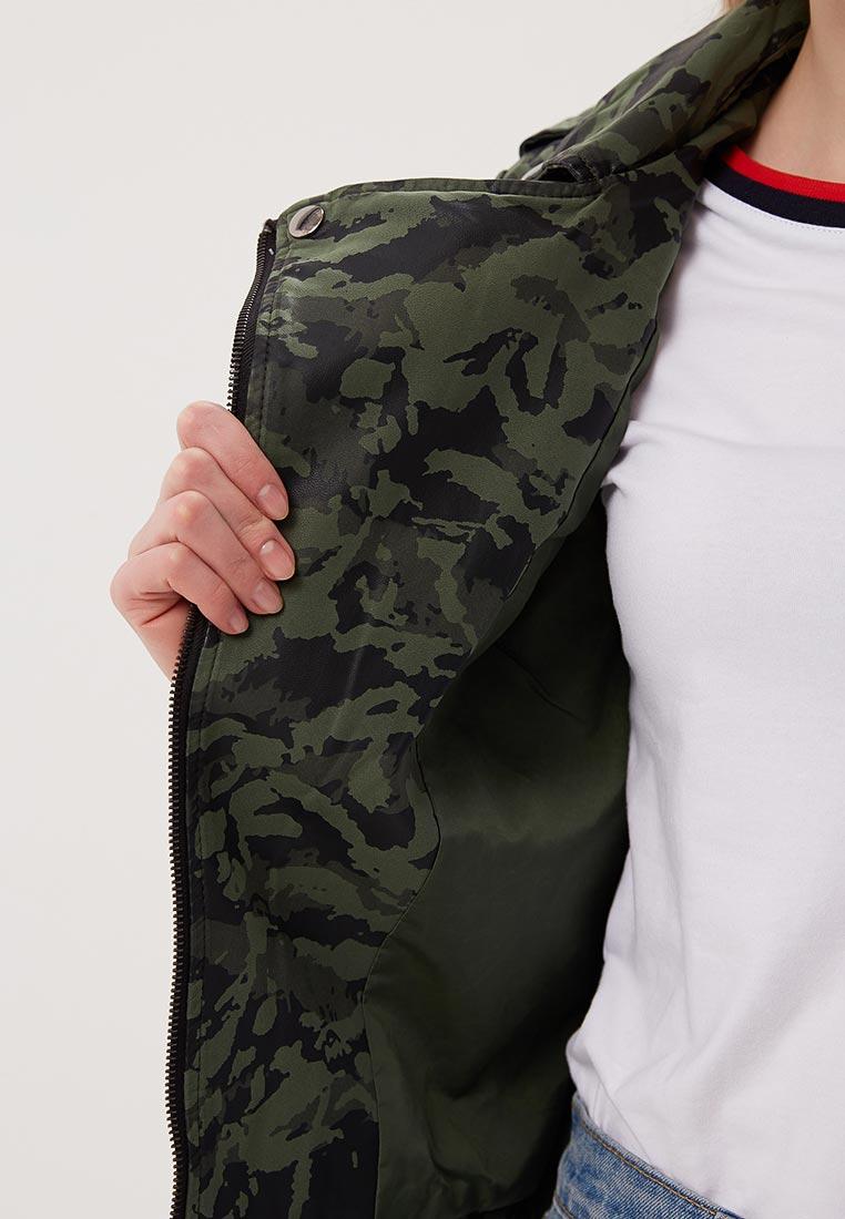 Кожаная куртка Fresh Cotton 1745: изображение 4