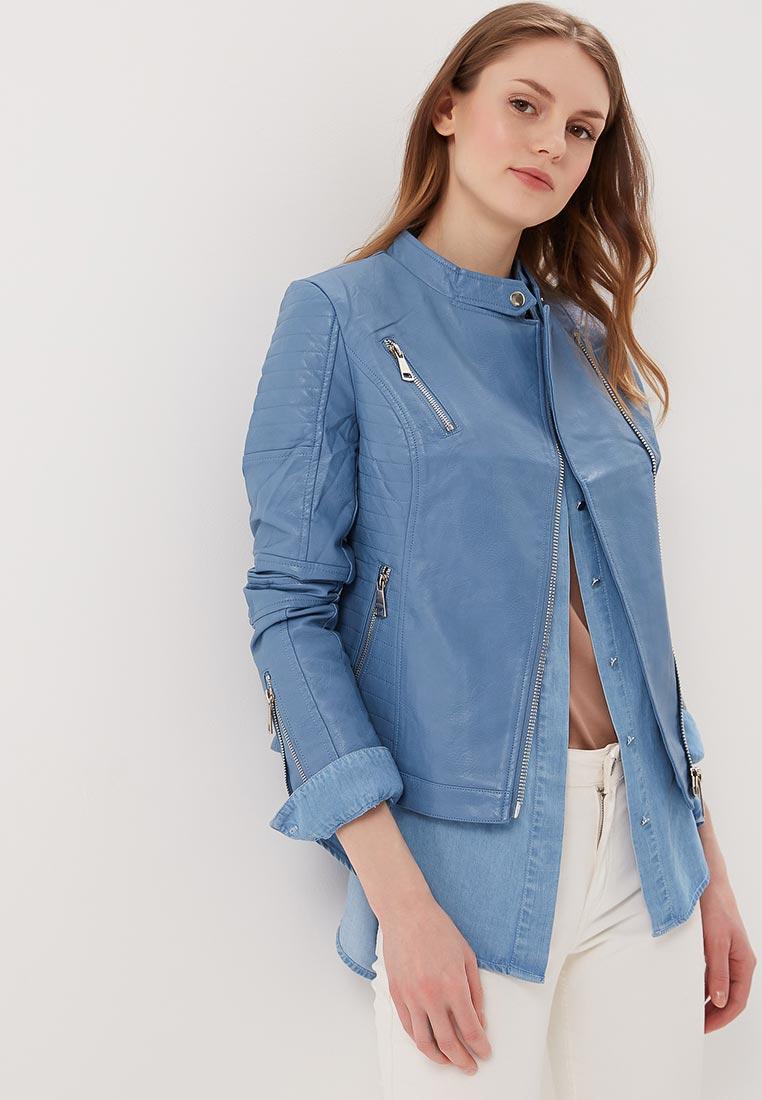 Кожаная куртка Fresh Cotton 1749