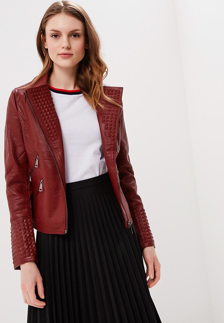 Кожаная куртка Fresh Cotton 1757