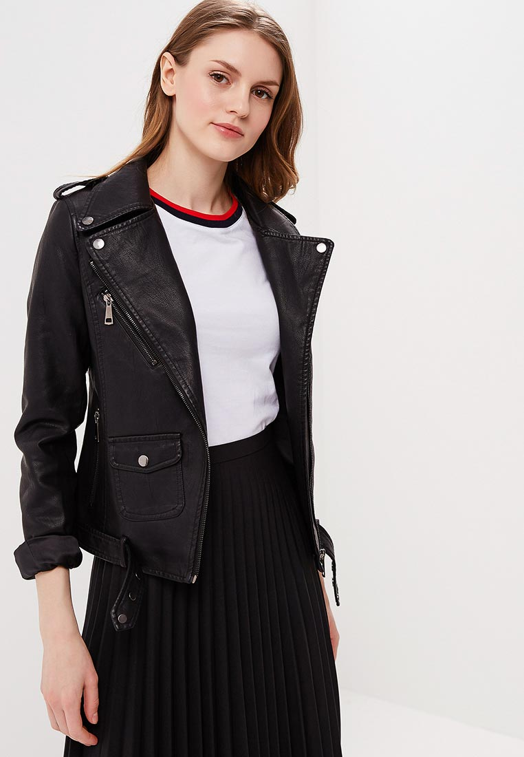 Кожаная куртка Fresh Cotton 1765