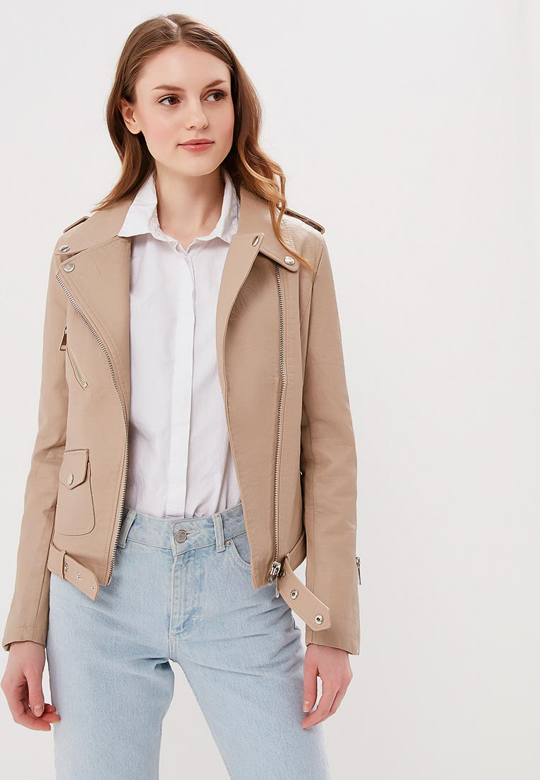 Кожаная куртка Fresh Cotton 1766
