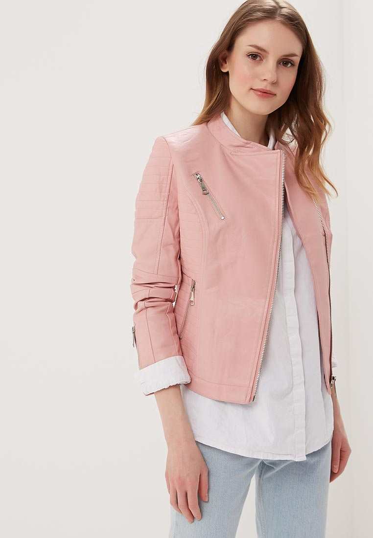 Кожаная куртка Fresh Cotton 1752-1