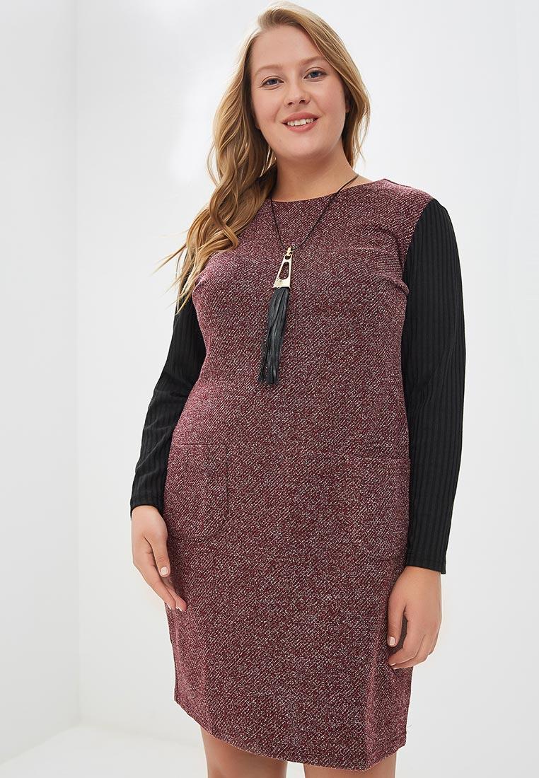 Вязаное платье Fresh Cotton 00063-3