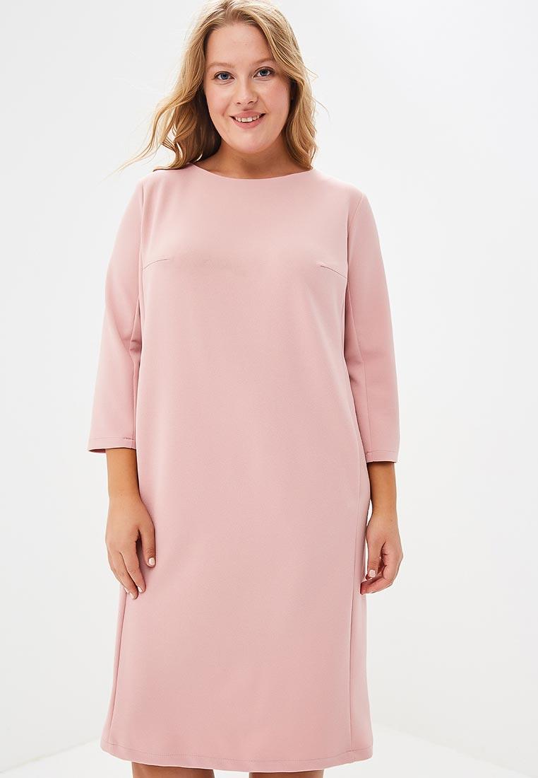 Деловое платье Fresh Cotton 40-2