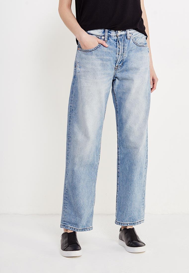 Прямые джинсы Free People OB712462