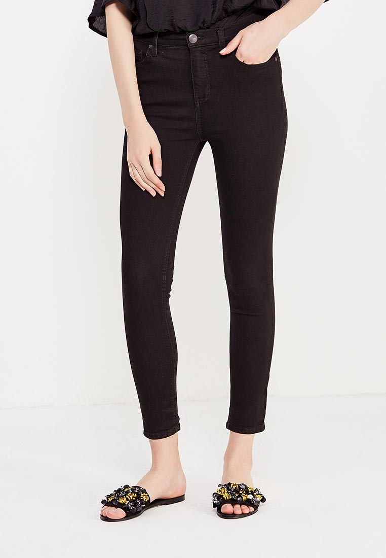 Зауженные джинсы Free People F883P838A