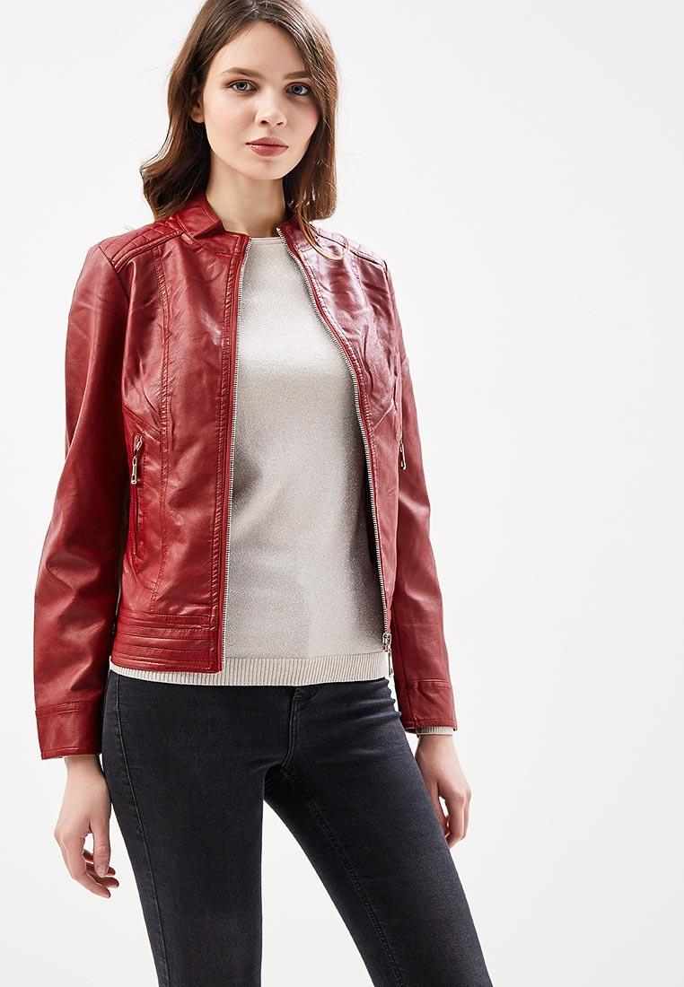 Кожаная куртка Fronthi F911815