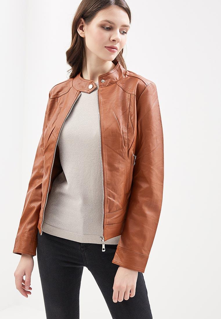 Кожаная куртка Fronthi F911836