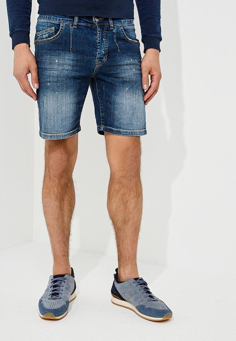 Мужские джинсовые шорты Frankie Morello fmcs8210be
