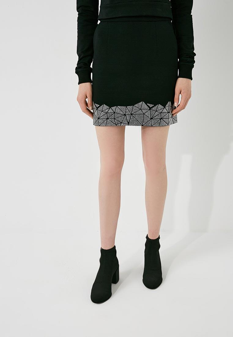 Прямая юбка Frankie Morello FWCS8053GO