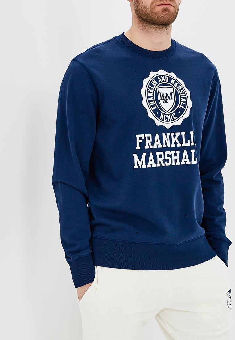 Толстовка Franklin & Marshall FLMF264AN
