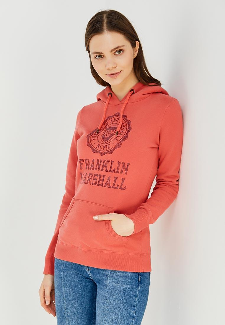 Женские худи Franklin & Marshall FLWVA562W15