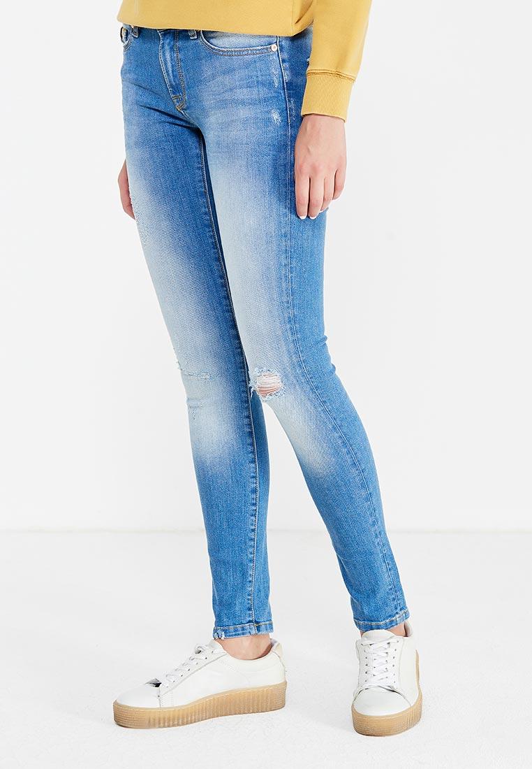 Зауженные джинсы Franklin & Marshall PTWVA796ANS16