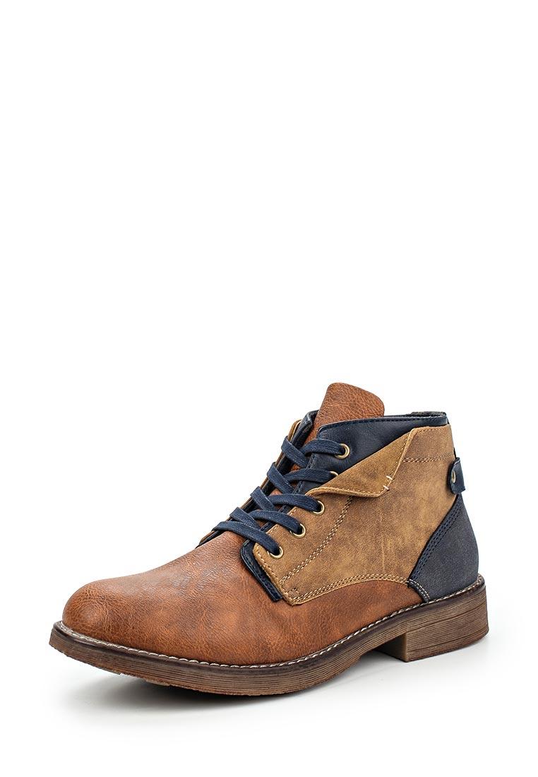 Ботинки для мальчиков Fullstop FU214IA0R-O11
