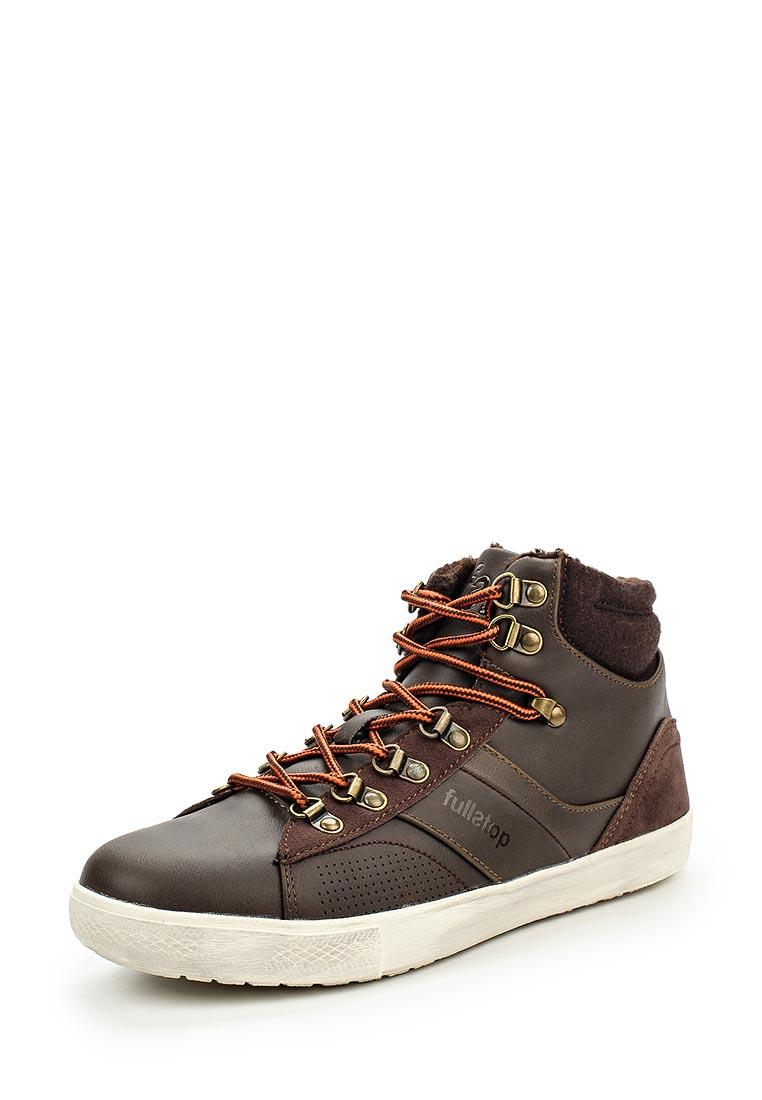 Ботинки для мальчиков Fullstop FU214IA10-O11