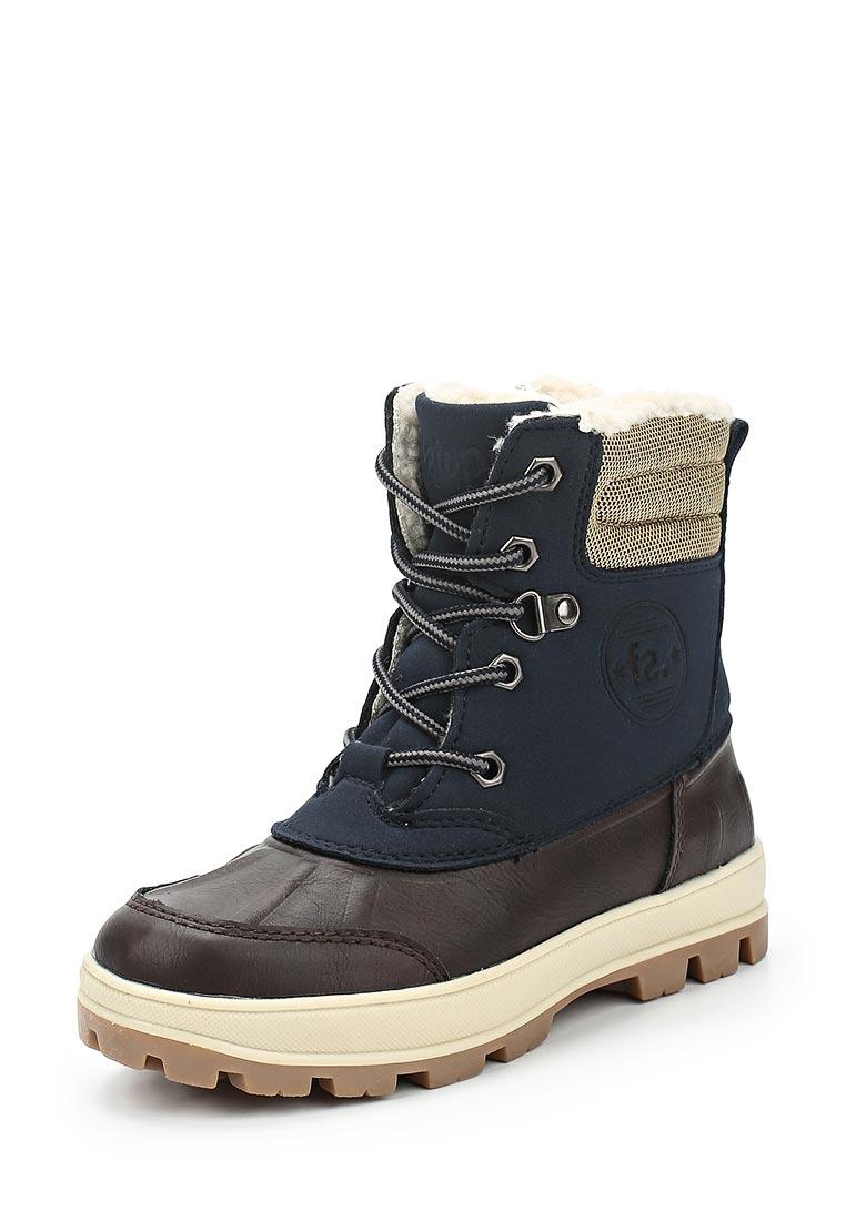 Ботинки для мальчиков Fullstop FU214KA11-K11