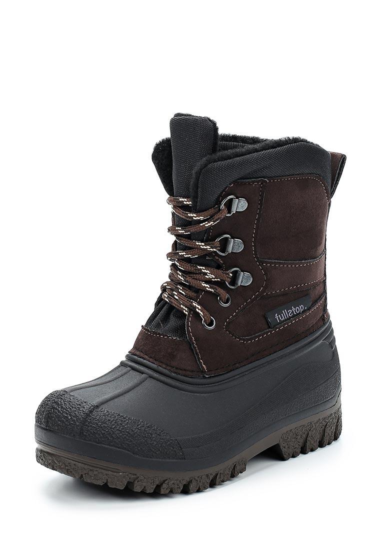 Ботинки для мальчиков Fullstop FU214KA0X-O11