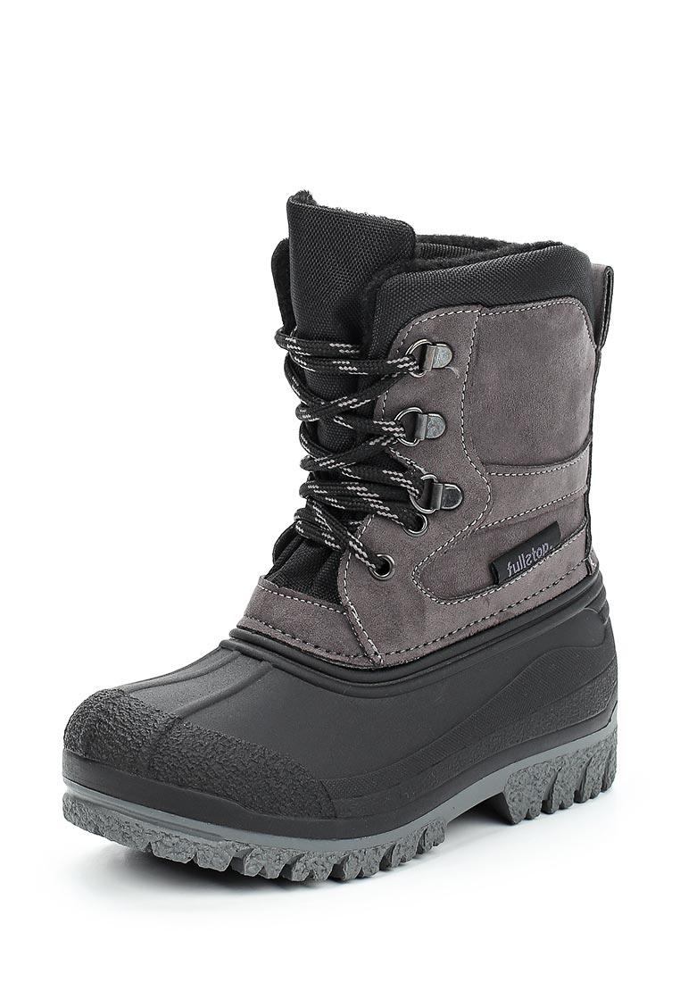 Ботинки для мальчиков Fullstop FU214KA0X-C11
