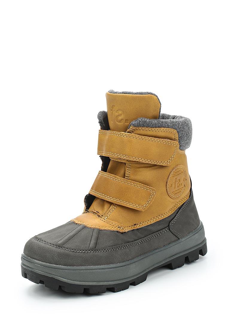 Ботинки для мальчиков Fullstop FU214KA12-B11