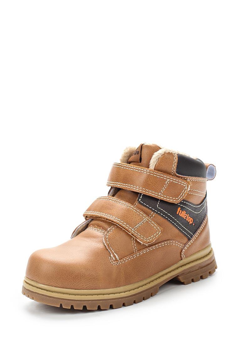 Ботинки для мальчиков Fullstop FU214IA1S-O11